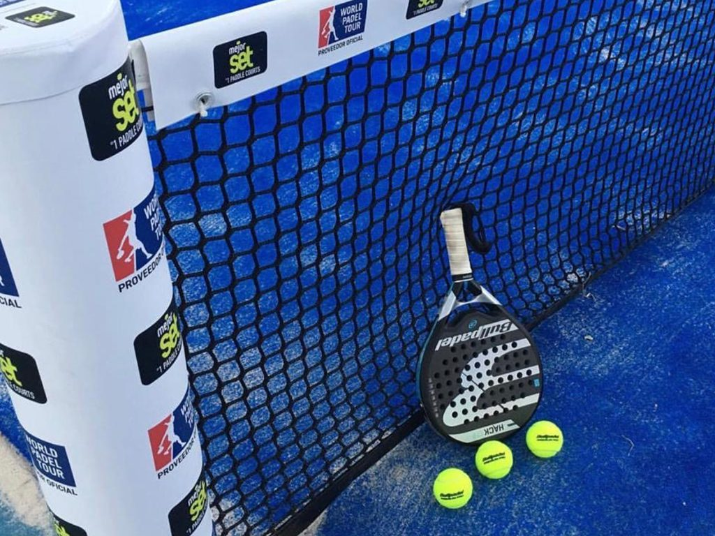 Custom protectors for Padel courts